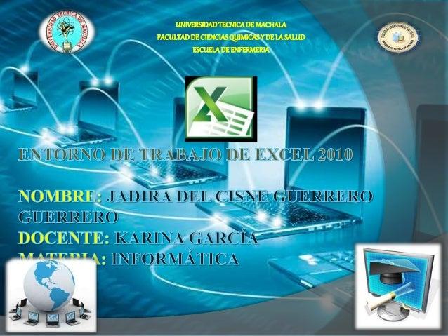 UNIVERSIDADTECNICADE MACHALA FACULTADDE CIENCIASQUIMICASY DE LASALUD ESCUELADE ENFERMERIA