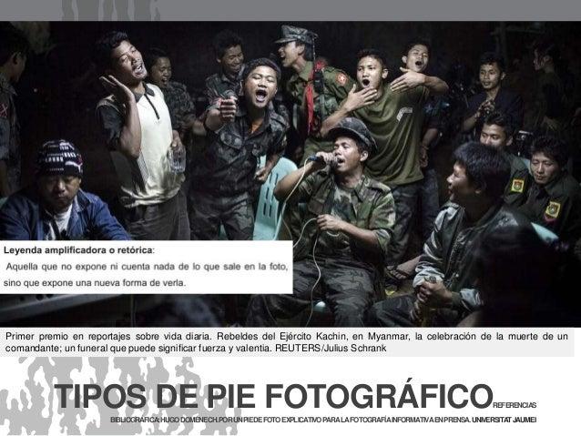 Primer premio en reportajes sobre vida diaria. Rebeldes del Ejército Kachin, en Myanmar, la celebración de la muerte de un...