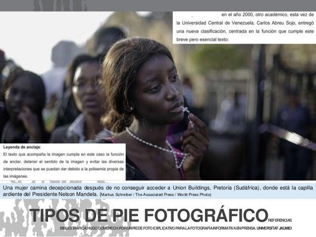 Una mujer camina decepcionada después de no conseguir acceder a Union Buildings, Pretoria (Sudáfrica), donde está la capil...