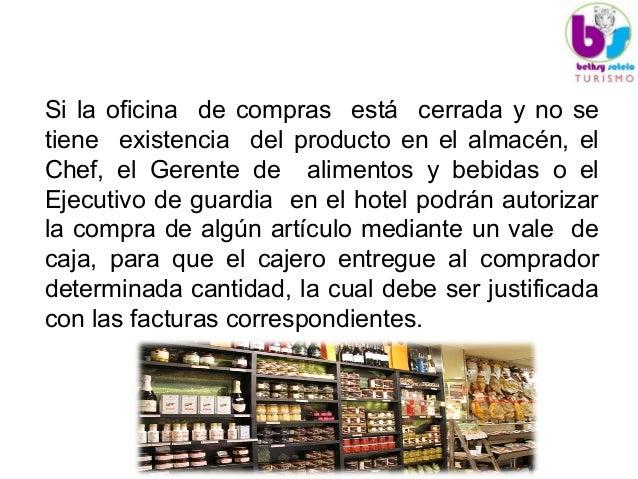 Unidad ix departamento de alimentos y bebidas for Manual de procedimientos de alimentos y bebidas de un hotel