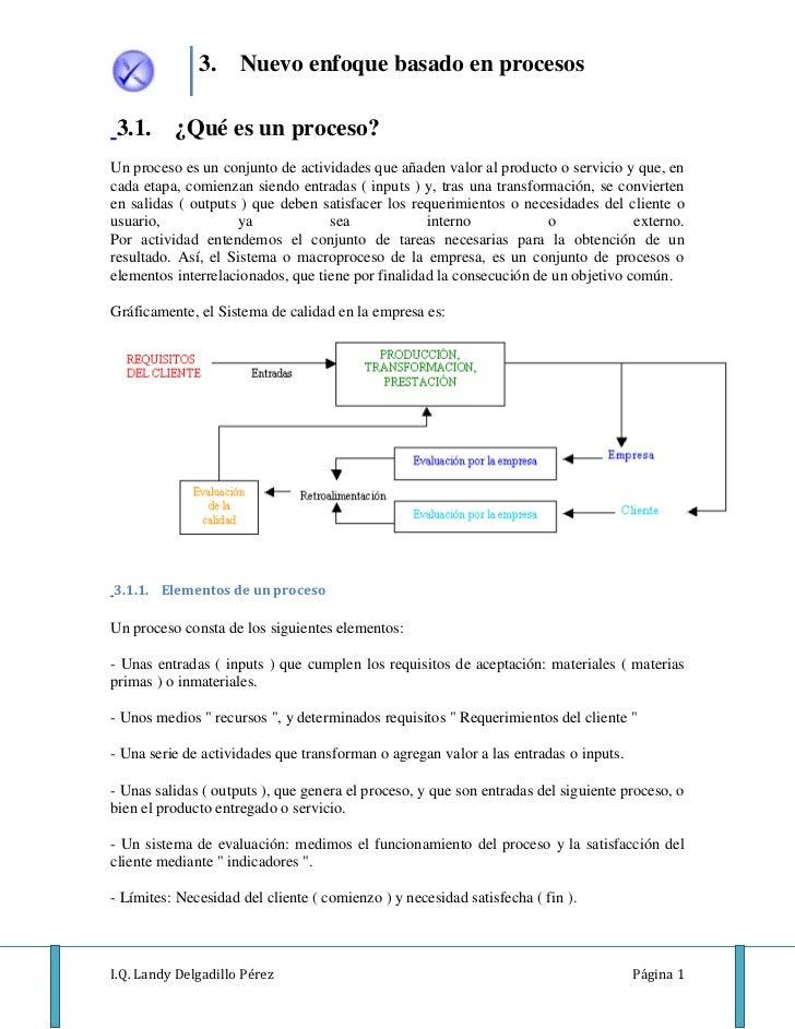 """HYPERLINK """"Javascript:setTrozo(9757737);"""" 3.1. ¿Qué es un proceso?<br />Un proceso es un conjunto de actividades que ..."""