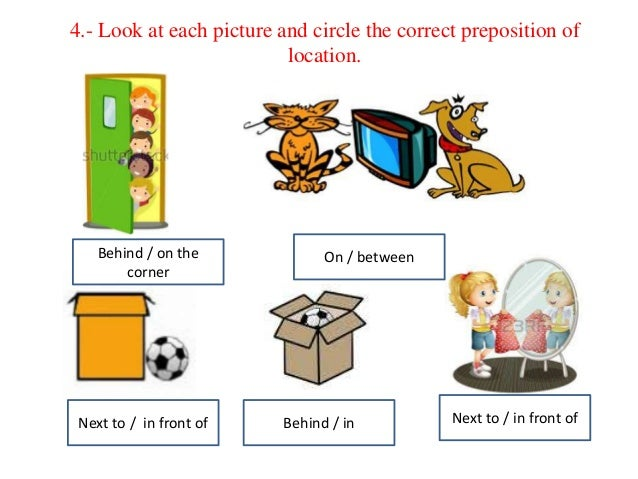 Preposition In Learn In Marathi All Complate: Preposition Of Location