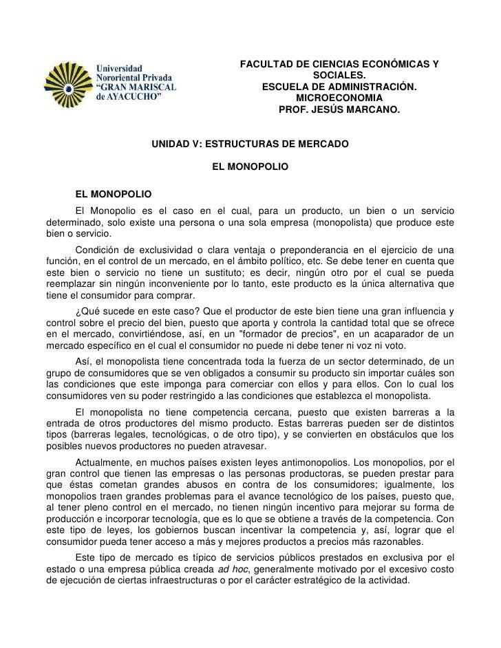FACULTAD DE CIENCIAS ECONÓMICAS Y                                                        SOCIALES.                        ...