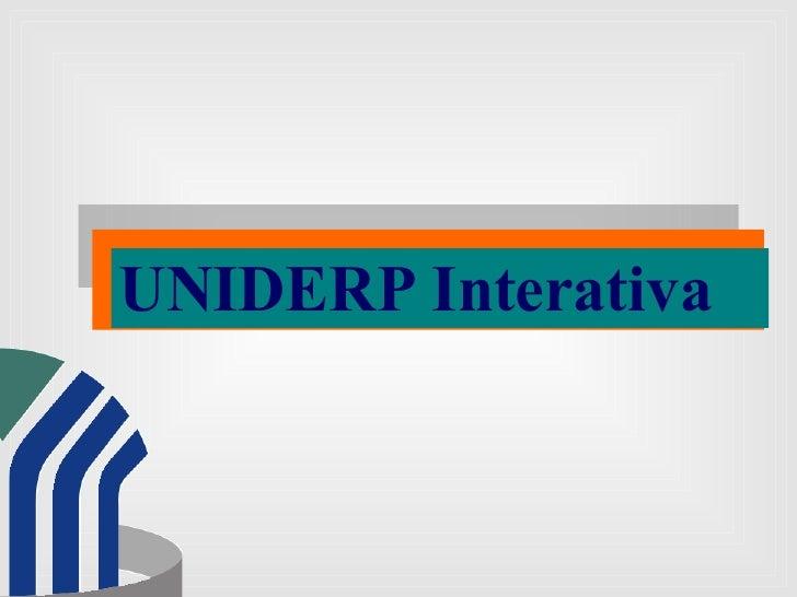 UNIDERP Interativa