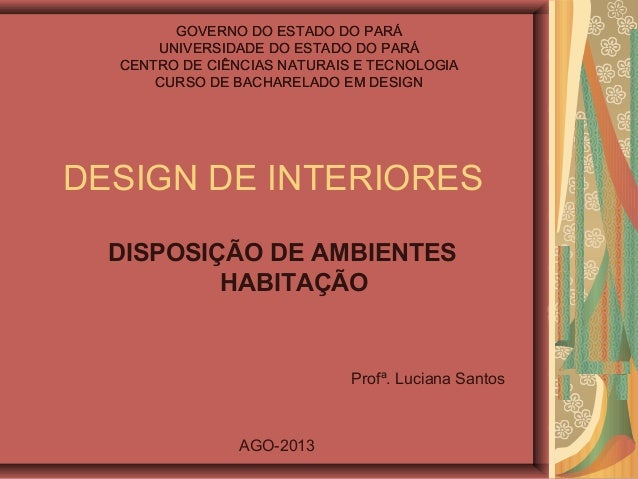 Design de interiores unid ii habita o 1 for Curso de design de interiores no exterior