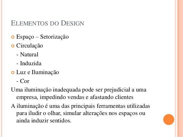 Design De Interiores Unid Iii Espacos Comerciais