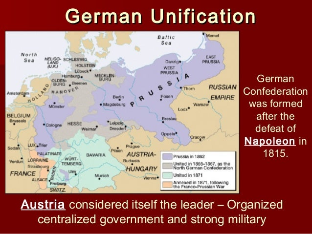 german unification