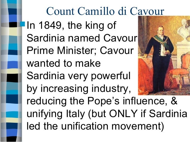 italian unification movements After the french king charles viii invaded italy in 1495, france, austria, and   called young italy to carry on the movement for italian unity.