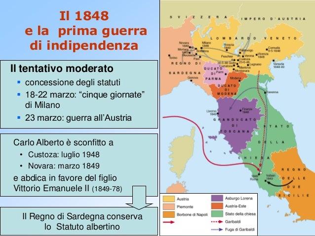 Unificazione italiana for Arredare milano indipendenza