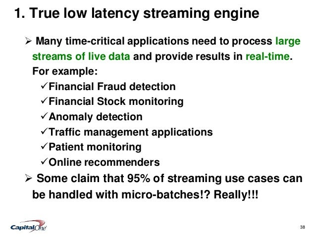 real time fraud detection how stream computing But high performance computing and machine learning why hpc matters: fraud detection learning to identify emerging fraud patterns in real time.