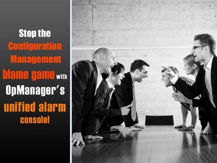 Network Configuration Team          Performance Monitoring &                                             alerting Team   I...