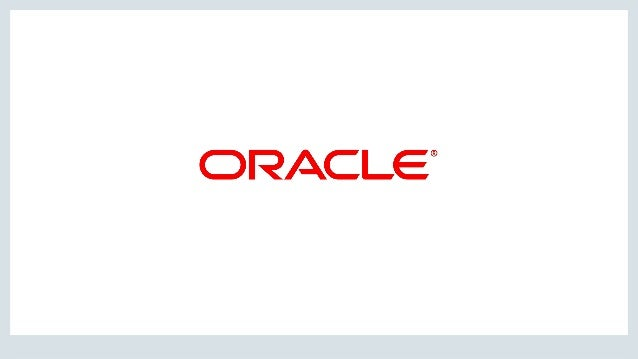 Copyright © 2017, Oracle and/or its affiliates. All rights reserved. | Let's Learn to Talk to GC Logs in Java 9 Poonam Baj...