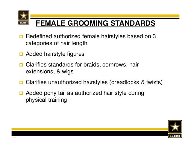 Grooming standards (facial hair argumentative essay