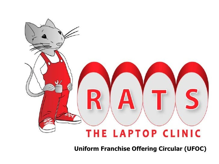 Uniform Franchise Offering Circular (UFOC)