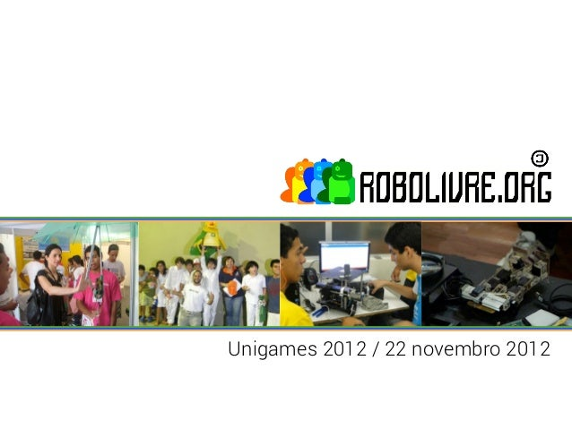 Unigames 2012 / 22 novembro 2012