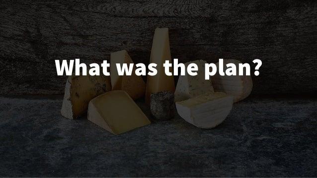 © Creuna What was the plan?