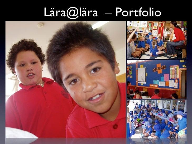 Lära@lära – Portfolio