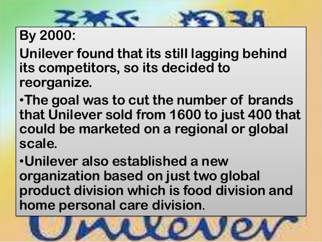 unilever home and personal care organization Mr charles b strauss serves as director at hartford financial services he served as president and chief executive officer of unilever united states, inc, a primary business group of unilever, the international food and home and personal care organization, from may 2000 until his retirement in de.
