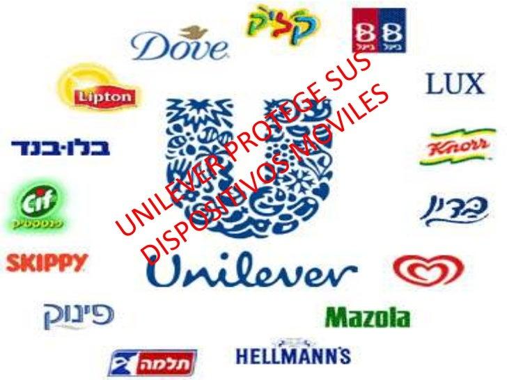 the corporate portfolio strategy of unilever