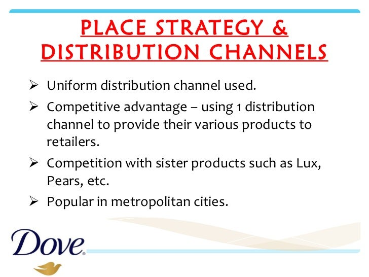 unilever sales distribution plan Empowering women to become confident and effective sales indirect distribution of unilever products by catering to developed a plan called.