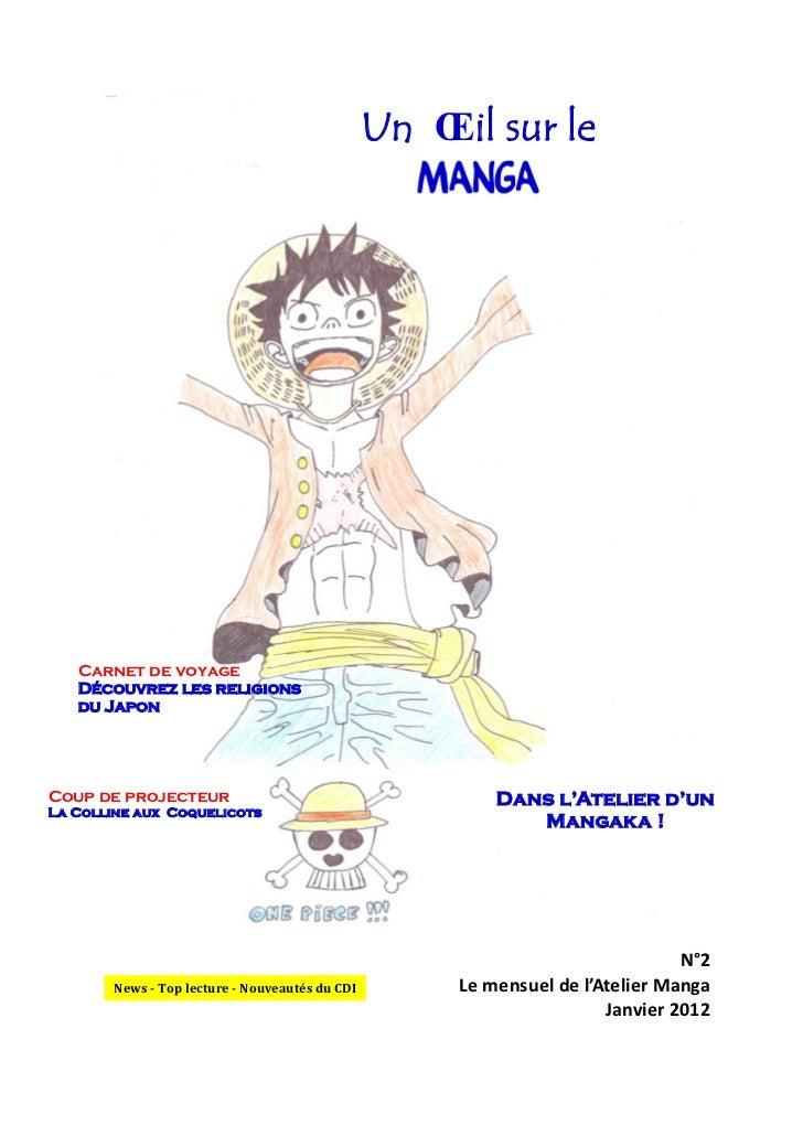 Un Œil sur le   Carnet de voyage   Découvrez les religions   du JaponCoup de projecteur                                   ...
