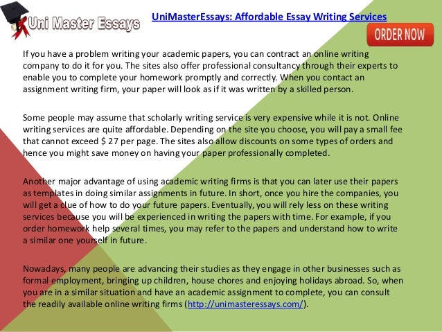 unimasteressay affordable essay writing services unimasteressays affordable essay writing services 5