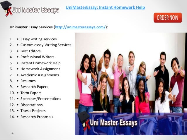 Best Custom Academic Essay Writing Services Available at UniMasterEss…