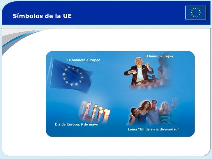 Unión Europea 6º Slide 3