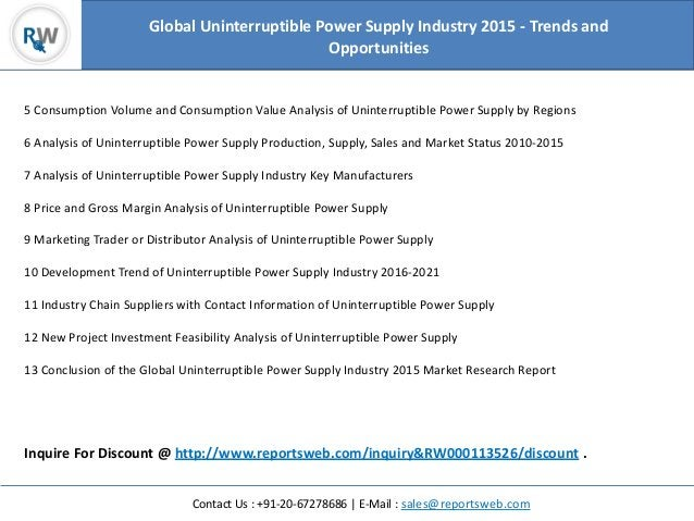 Contact Us : +91-20-67278686   E-Mail : sales@reportsweb.com 5 Consumption Volume and Consumption Value Analysis of Uninte...