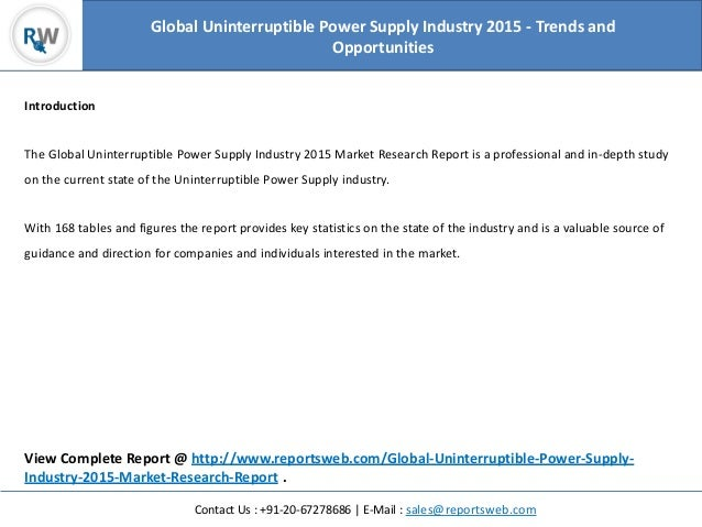 an analysis of uninterruptible power supply Ups uninterruptible power supply the ups range up to 800kva   event log and power quality analysis, battery health check, hardware and.