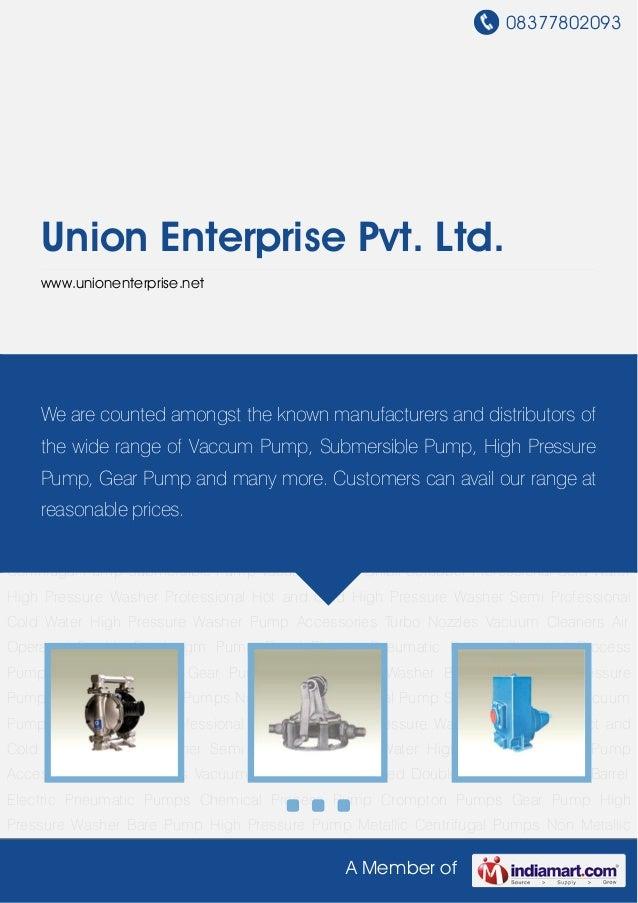 08377802093A Member ofUnion Enterprise Pvt. Ltd.www.unionenterprise.netAir Operated Double Diaphragm Pump Barrel Electric ...