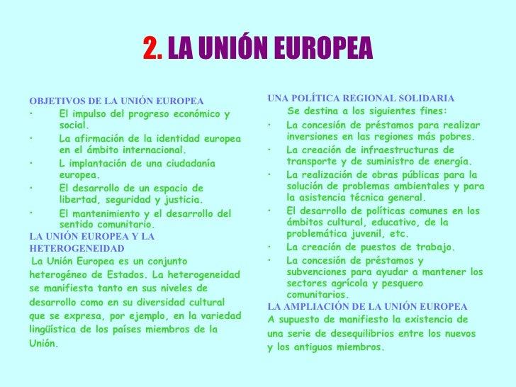 Union Europea Slide 3