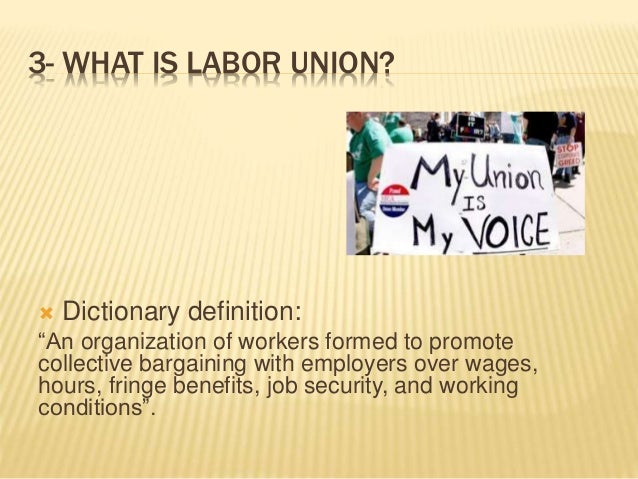 labor law and unions Unions in 2017, union  compared with 81 percent in 2016, the us bureau of labor statistics reported today  equal opportunity is the law.