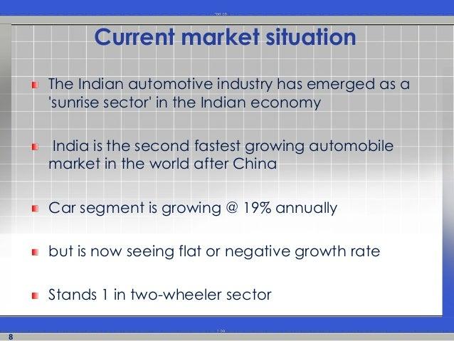 Strategic and SWOT Analysis of Maruti Suzuki India