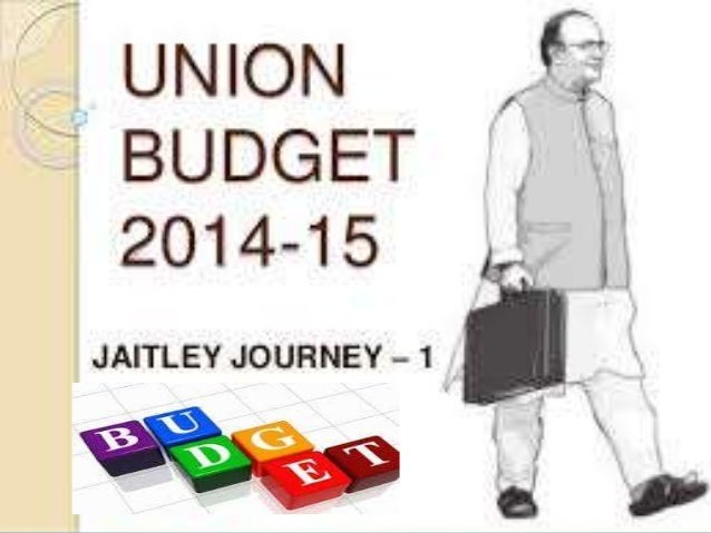 Introduction  • The Union Budget, presented by finance minister Arun Jaitley on 10th July 2014, had much to offer to sect...