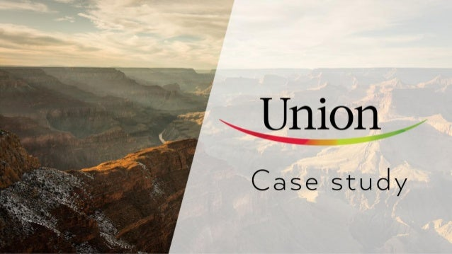 a study of the different cases of unionization Union status examples of studies implicitly relying on the assumption that union   the results for these firms are robust to a number of different.