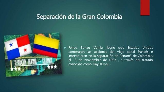 Unión De Panamá A La Gran Colombia