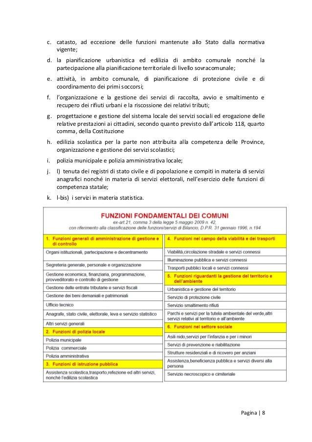 Unione dei comuni di spadafora analisi preliminare di - Sistema catasto tavolare elenco comuni ...