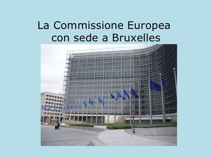 commissione europea - photo #36