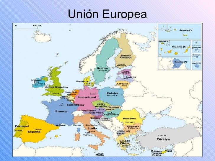 Unión europea Slide 3