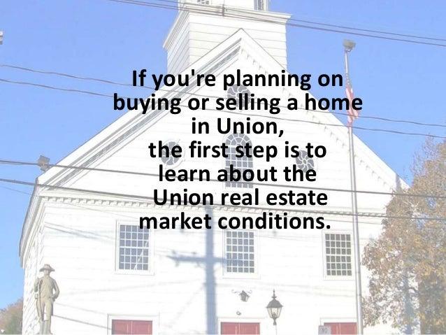 Union Real Estate Market Report - July 2014 Slide 2