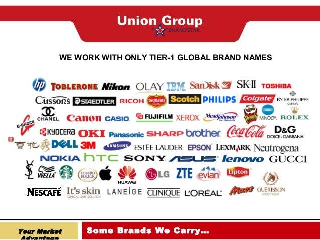 Union Camera Hong Kong Ltd