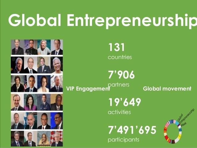 GEW Geneva - Nov. 18- 22, 2013 25 events 28 Local partners 1000 Visitorsexpected