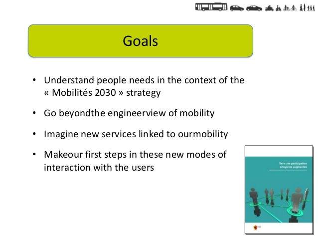 The platform MobiLab