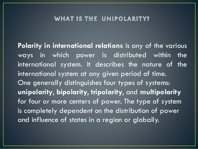 Unipolarity Slide 2