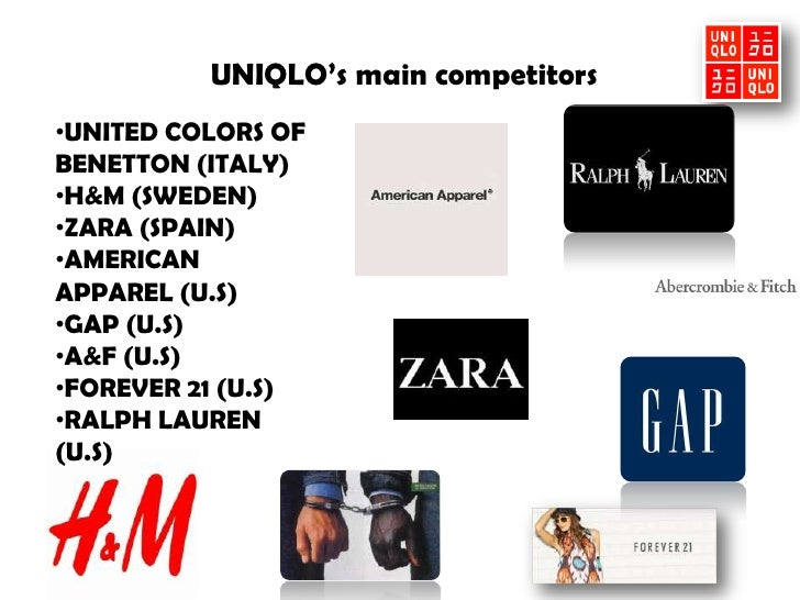Uniqlo Strategy and Analysis TEAM SOUKEN