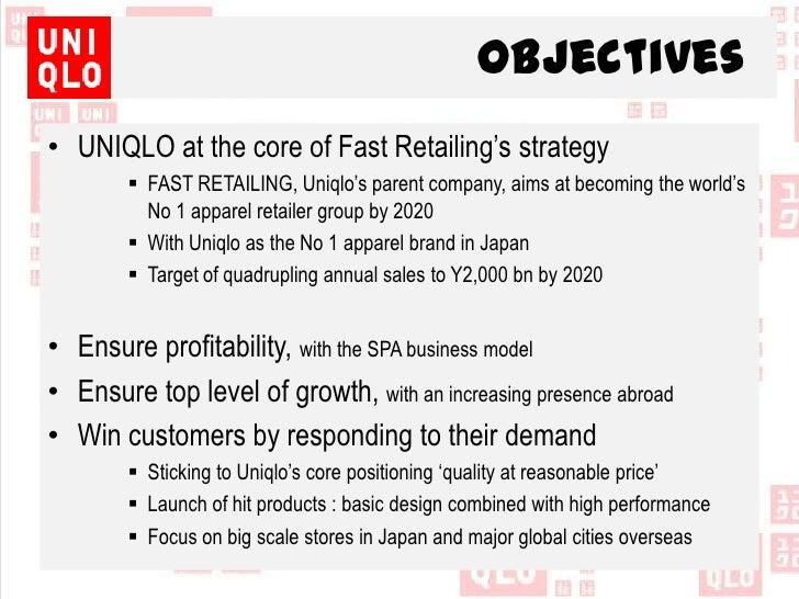 """uniqlo strategic marketing management In addition, isobar will work with uniqlo to develop seasonal and product- focused campaigns, supporting dentsu with the digital elements of their fully integrated brand campaigns maye shiao, marketing manager at uniqlo hong kong, said it was a tough pitch but in the end the strategy, the """"creative."""