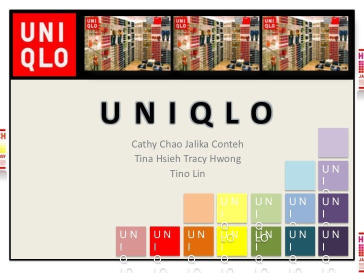 UNIQLO Marketing Plan