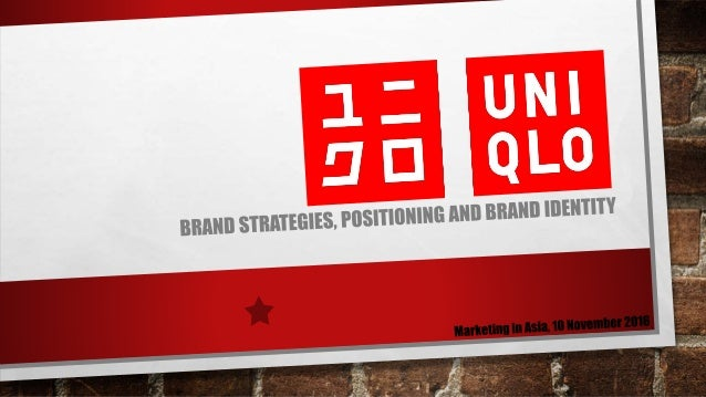 WHAT IS THE STRATEGY THAT MAKES UNIQLO BECOME THE MOST SUCCESSFUL FASHION APPAREL COMPANY IN JAPAN? HOW UNIQLO MAINTAIN TH...