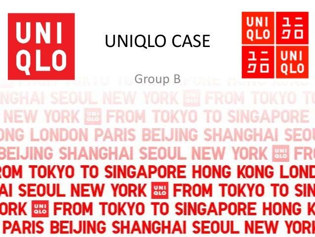 uniqlo case 2015